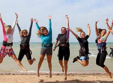throw an awesome kiteboarding beach party